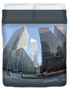 Citigroup Center From Park Avenue I Duvet Cover