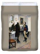 Citizen Gen�t, 1793 Duvet Cover