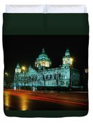 City Hall, Belfast, Ireland Duvet Cover