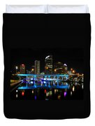 City Of Color Duvet Cover