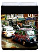 City Of Colors Duvet Cover