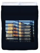 City Reflections 2 Duvet Cover