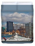 City View One Duvet Cover