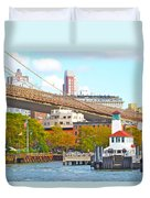 City View Three Duvet Cover