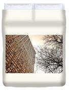City Vs Nature Duvet Cover