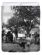 Civil War: Spotsylvania Duvet Cover