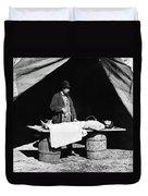 Civil War: Surgeon Duvet Cover