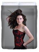 Claire5 Duvet Cover