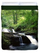 Clare Glens, Co Limerick, Ireland Irish Duvet Cover