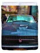 Classic 66 Tbird Duvet Cover