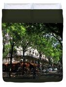Classic Paris 3 Duvet Cover