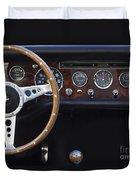 Classic Sunbeam Tiger Mk 1a - 1965  Duvet Cover