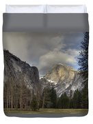 Clearing At Half Dome Duvet Cover