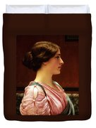 Cleonice Duvet Cover by John William Godward
