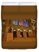 Cleveland Court House Duvet Cover