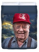 Cliff - Proud Member Of Napanee's Walker Brigade Duvet Cover