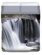 Cliff Falls Duvet Cover