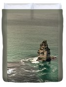 Cliff Of Moher 17 Duvet Cover