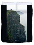 Cliff Of Moher 19 Duvet Cover