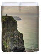 Cliff Of Moher 20 Duvet Cover