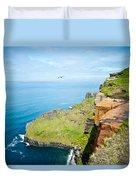 Cliff Of Moher 22 Duvet Cover