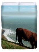 Cliffhanger Duvet Cover