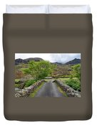 Climbers Lodge Duvet Cover