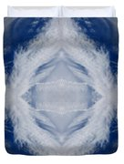 Cloud Abstract Duvet Cover