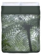 Cloud Forest Ceiling, Costa Rica Duvet Cover