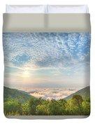 Cloud Sea Duvet Cover