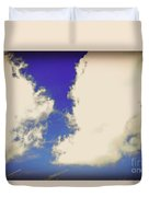 Clouds-10 Duvet Cover