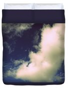 Clouds-11 Duvet Cover