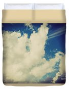 Clouds-7 Duvet Cover
