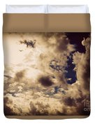 Clouds-8 Duvet Cover