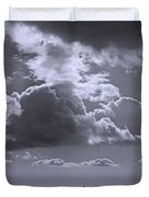 Clouds Gathering Duvet Cover
