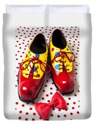 Clown Shoes  Duvet Cover