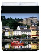 Co Cork, Kinsale Duvet Cover