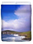 Co Kerry - Dingle Peninsula, Dunmore Duvet Cover