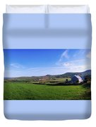 Co Kerry, Dingle Peninsula, Dunquin Duvet Cover