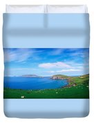 Co Kerry, Dingle Peninsula, Slea Head & Duvet Cover
