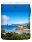 Co Kerry, Ring Of Kerry, Castlecove Duvet Cover