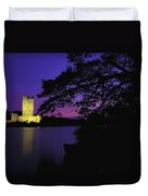 Co Kerry, Ross Castle, Killarney Duvet Cover