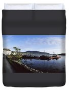 Co Mayo, Achill Sound Duvet Cover