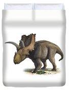 Coahuilaceratops Magnacuerna Duvet Cover