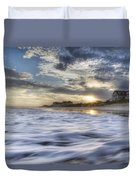 Coastal Currents Duvet Cover