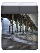 Coastal Echos  Duvet Cover