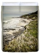 Coastal Grass Duvet Cover
