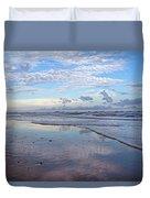 Coastal Reflections Duvet Cover