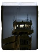 Cob Speicher Control Tower Duvet Cover