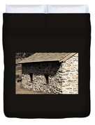 Cobblestone Duvet Cover